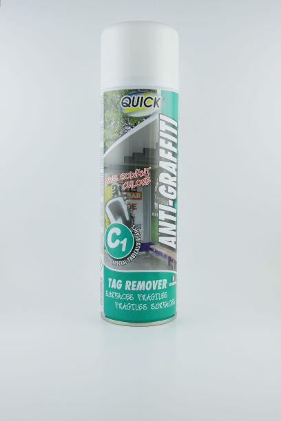 Anti-Graffiti Reiniger / Graffiti Entferner - Quick - 500ml verschiedene Flaschen zur Auswahl