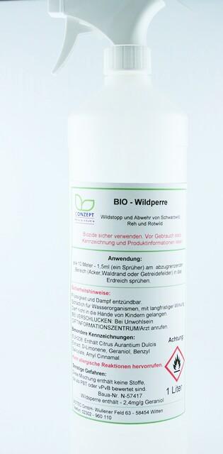 Bio-Conzept Wildsperre (1 Liter)